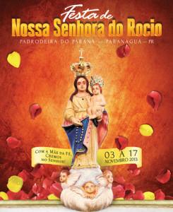 FESTA JUBILAR DE 200 ANOS DE NOSSA SENHORA DO ROCIO