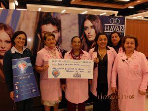 Rede Feminina de Combate ao Câncer, de Paranaguá, recebe R$ 26 mil da Havan