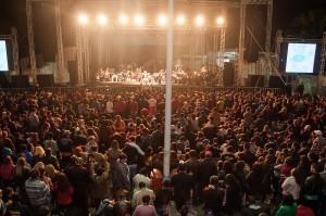 Marcha Pra Jesus leva 40 mil pessoas às ruas de Paranaguá