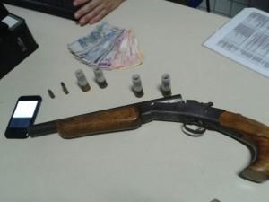 Dupla de assaltantes é presa após roubar farmácia na Vila Guarani