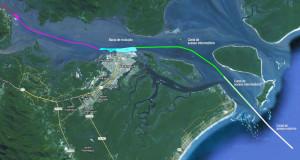 Porto de Paranaguá investe R$ 394 milhões em novas obras de dragagem
