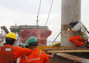Porto de Paranaguá começa as obras de reforço do cais