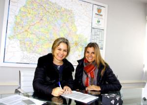 Provopar assina termo de cooperação com o Asilo São Vicente de Paulo, de Paranaguá