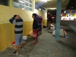 PM cumpre mandado de prisão em Paranaguá