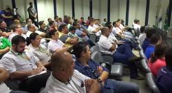 Polícia Civil de Paranaguá se reúne com empresários