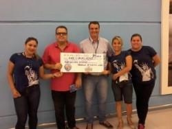 Abrigo dos Idosos recebe R$ 21 mil da Havan