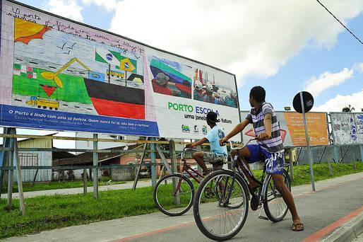 74cdcd1b3fe6e A Administração dos Portos de Paranaguá e Antonina (Appa) lançou uma campanha  de educação